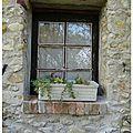 L'appui de fenêtre