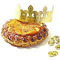 Invitation : rencontre conviviale autour d'une galette des rois