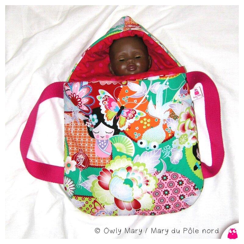DSCN8575-poupee-poupon-corolle-papillon-brode--accessoire-poupee-doudou-nid-d-ange-porte-bebe-gigoteuse-fleur-asie-chine-japon-japonisant-multicolore-vert-pois-rose-rouge-blanc-owly-mary-du-pole-nord-f
