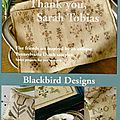 Trousse blackbird designs