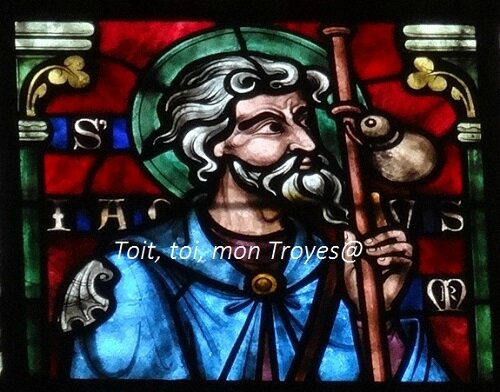 St Jacques Troyes
