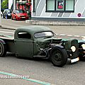 Ford hot rod (rencard burger king avril 2014)