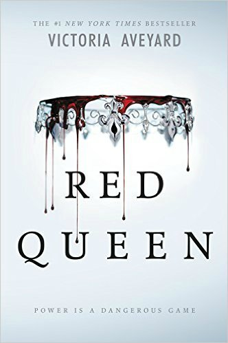Red Queen, tome 1, Victoria Aveyard
