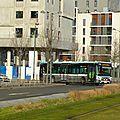 Mise en service des urbanway 12 de la ratp