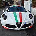 Alfa romeo 4c (2013-)