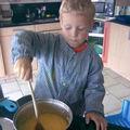Apprendre à cuisiner sans se brûler