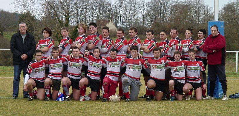 Equipe junior Entente Gourdon Souillac 2009-2010