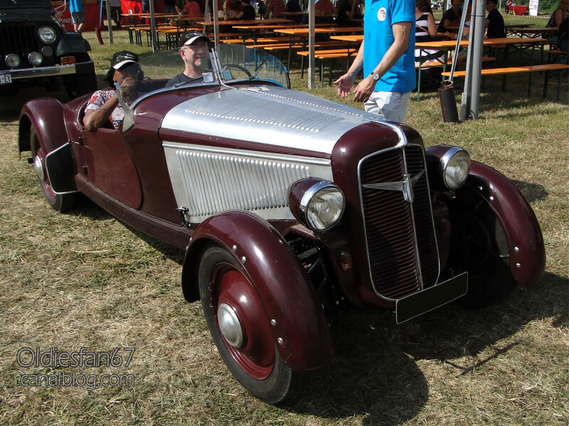 Adler Trumpf Junior Sport Roadster 1935–1937-01