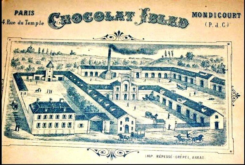 Merci pour les chocolats