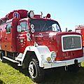 MAGIRUS DEUTZ Merkur type SW 1000 camion de pompiers 1964 Eutingen im Gau (1)