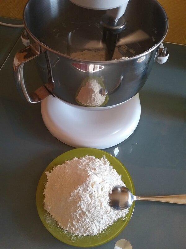 Petits Sablés aux pistaches grillées 044