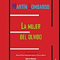 """""""la mujer del olvido"""" de martin lombardo. (par antonio borrell)"""