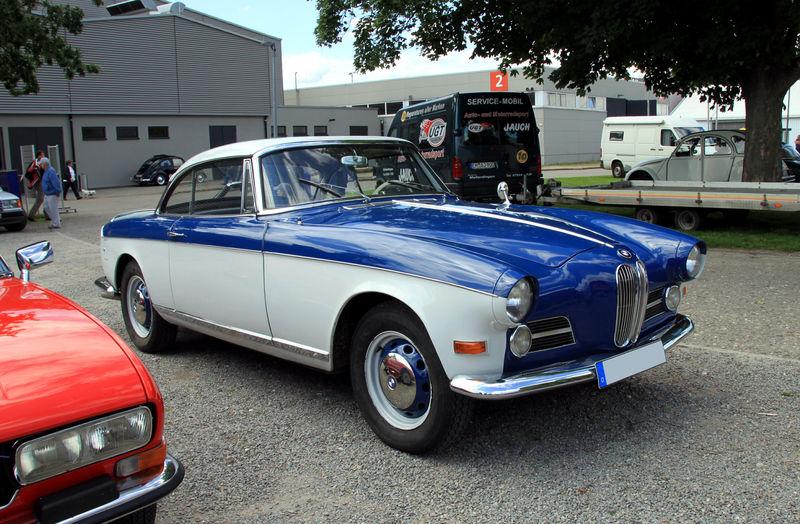 La Bmw 503 Coupe 1956 1959 Regiomotoclassica 2010 The Gg Blog