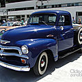 Chevrolet 3100 3window pickup-1954