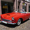 AUTO UNION 1000 SP roadster 1962 Gundelfingen (1)