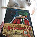 Playmobil - le chien des baskerville - arthur conan doyle, richard unglik