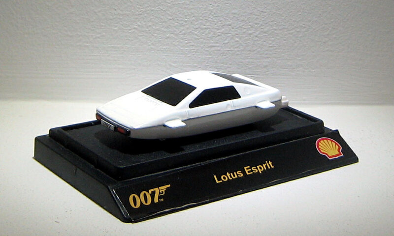 Lotus esprit (james bond)(Shell)