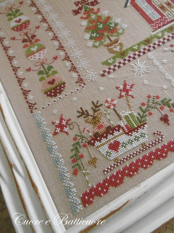 christmas in quilt 3