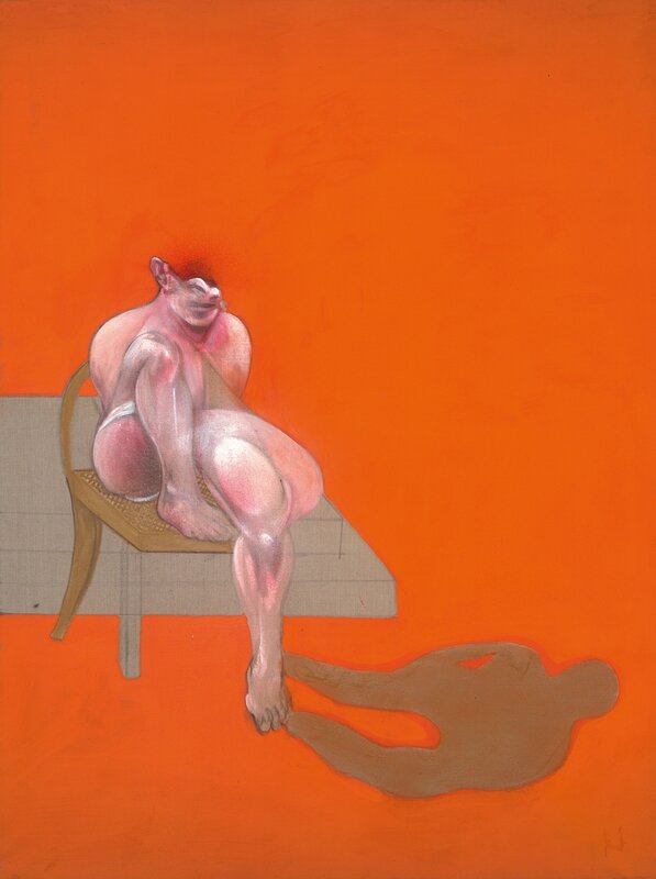 Francis Bacon (Irish, 1909-1992), Triptych, 1983 (1)