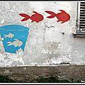 Des poissons qui volent ? cela renverse la police :p