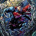 Superman unchained 1 par snyder et lee
