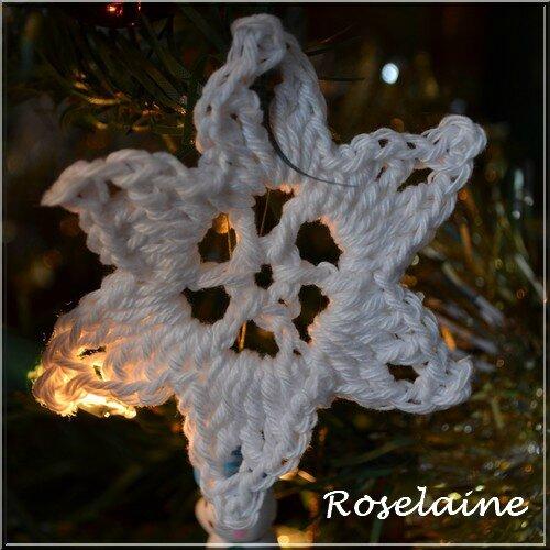Roselaine étoile drops design 3