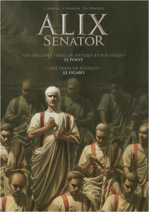 alix senator plaquette