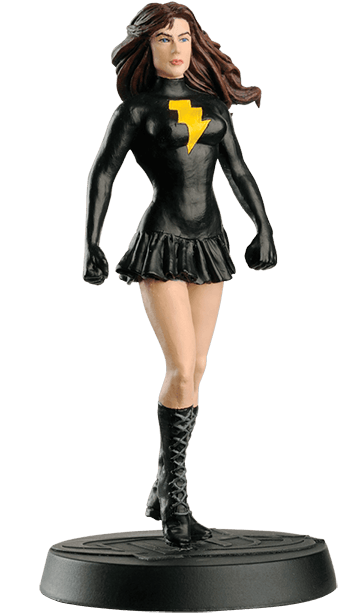 eaglemoss DC mary marvel