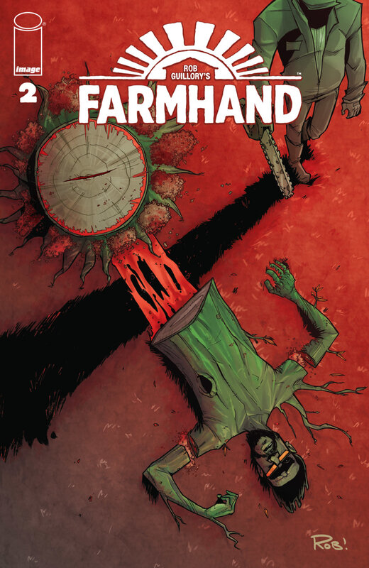 Image Comics Farmhand by Rob Guillory