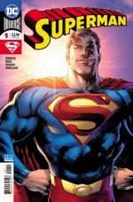 rebirth superman V2 01