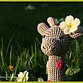 [crochet] girafe
