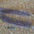 bracelet en Herringbonne
