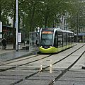 Brest inaugure son tramway