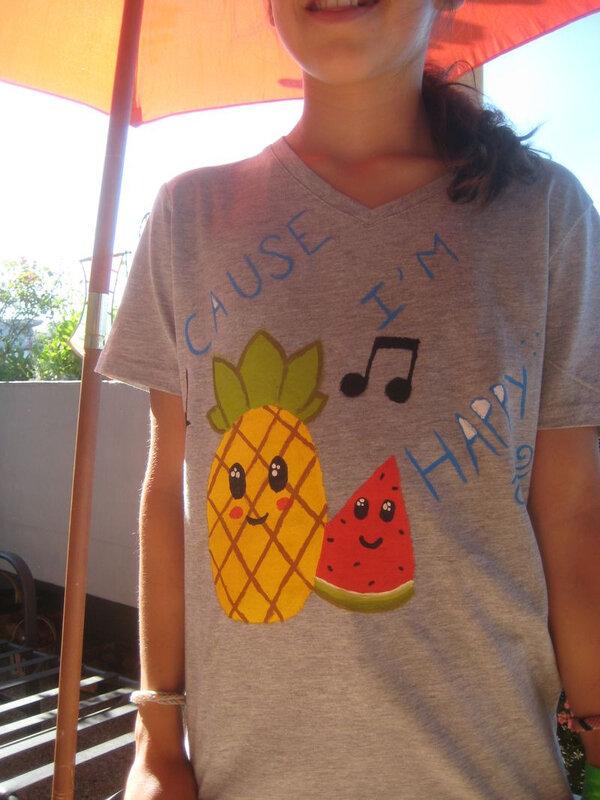 M tshirt