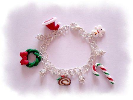 Bracelet Noël