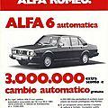 Affiche publicitaire italienne