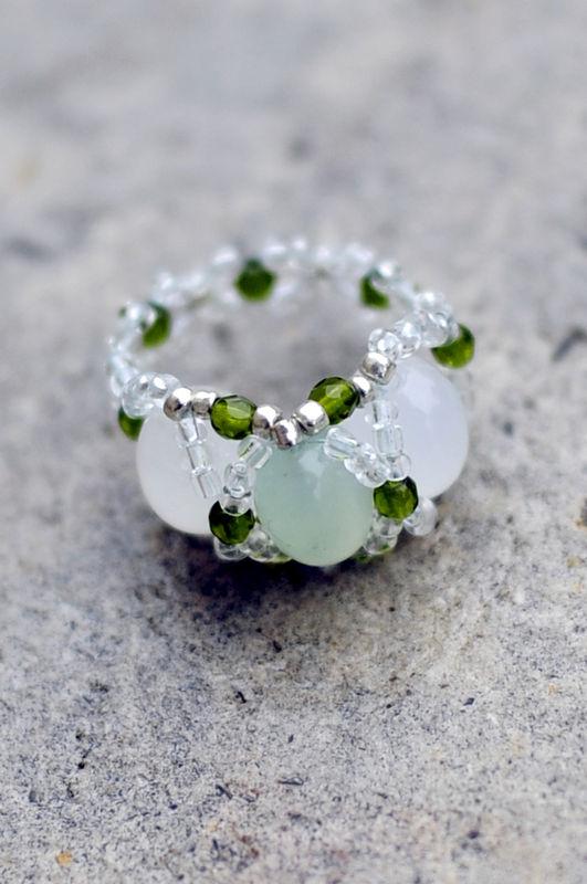 Jade et cristal de roche