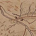 Habitat et lieux de culte dans le vallon du refrei (tende, 06)