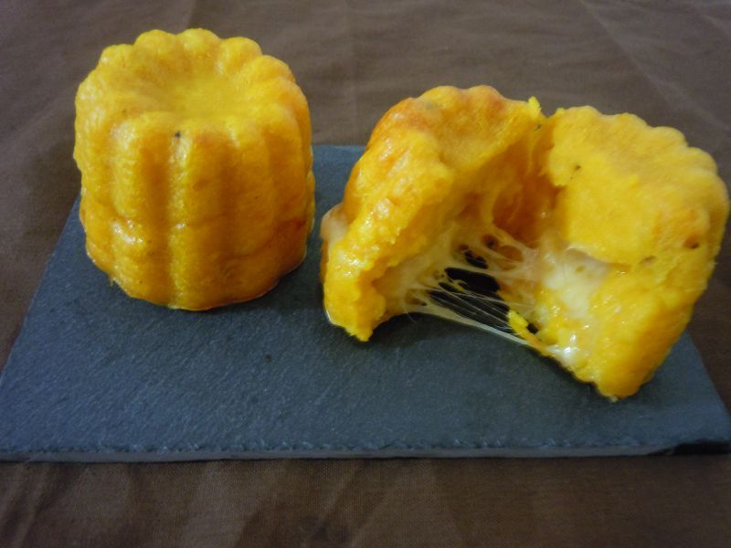 Cake Pomme Et Courge