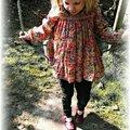 Une nouvelle blouse dans un liberty lumineux par taniouchka coud