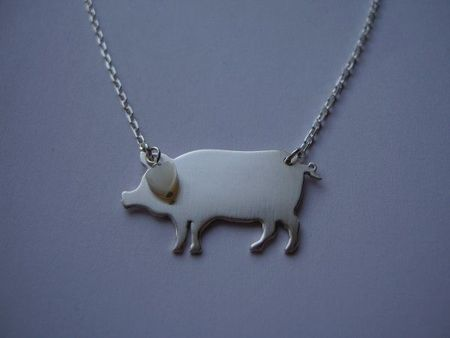 COLLIER COCHON 2