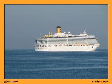 Costa_DELIZIOSA_arrive_au_Havre_8