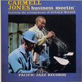 Carmell Jones - 1962 - Business Meetin' (Pacific Jazz)