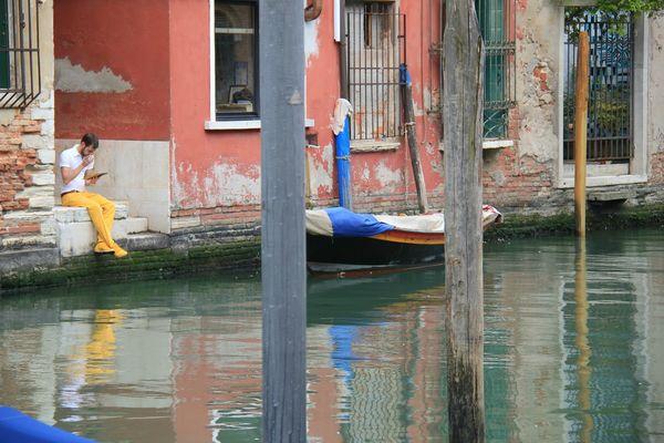 Les couleurs de Venise