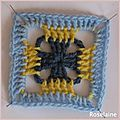 Granny square by simply crochet #25
