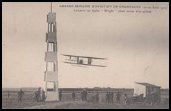 semaine aviation champagne 1909 lefevre