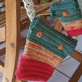SAC CROCHET PORTABLE ORANGE 3