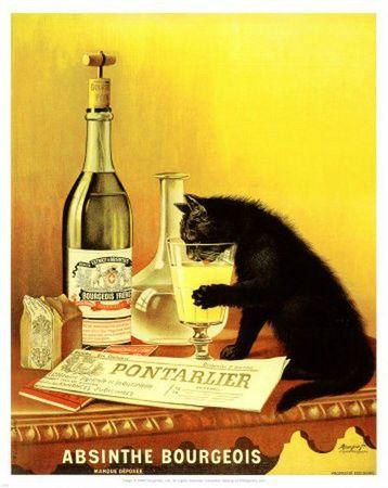 Affiches avec des chats (3)