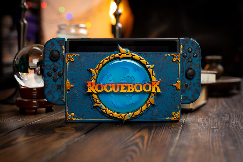 Switch Roguebook 1