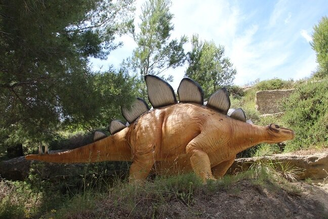 DinosaurIstres_parcours